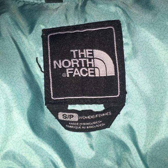 Women's North Face Parka